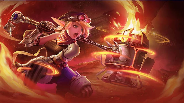 Hero Over Power di Mode Mayhem Mobile Legends