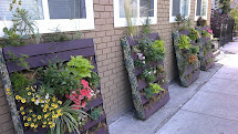 Projects Throw Pallet Garden Composter