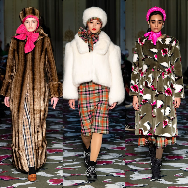 Schrimps Fall-Winter 2020-2021 London by RUNWAY MAGAZINE