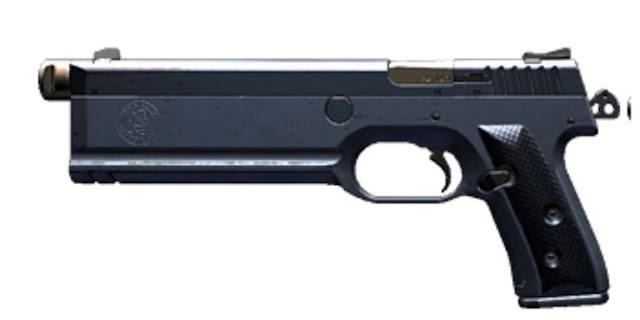مسدس Pride في لعبة Cyberpunk 2077