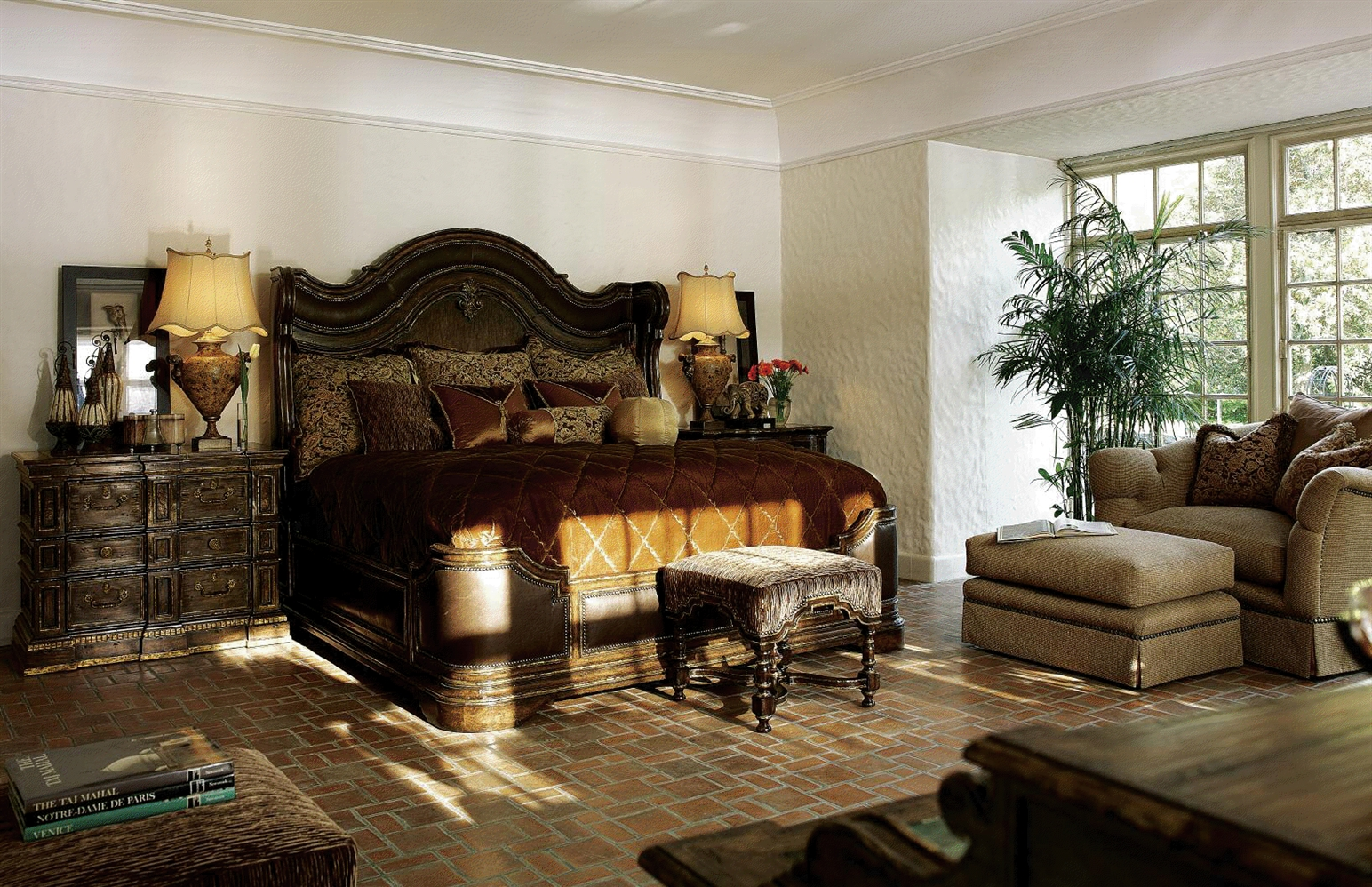 High end master bedroom set  Luxury Furniture For Your Home