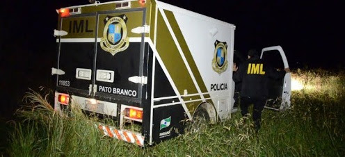 Saudade do Iguaçu: Corpo de jovem desaparecido é encontrado pendurado em árvore próximo a Usina de Salto Santiago