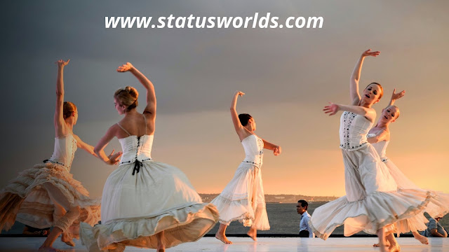 Dance Status And Quotes