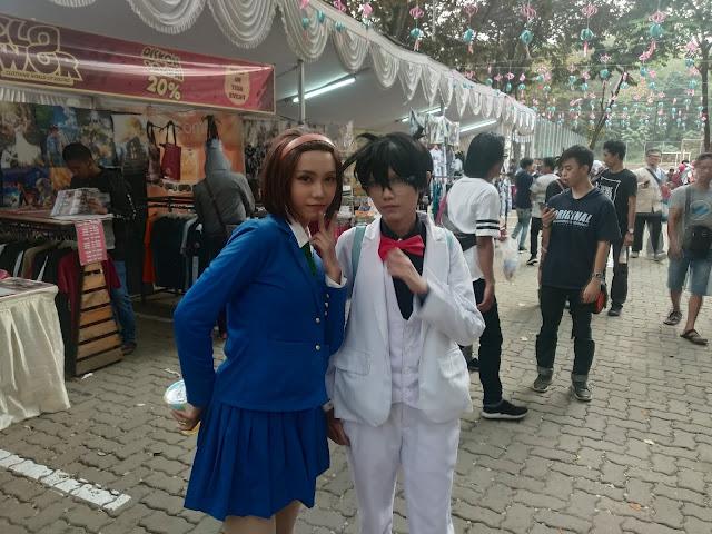 Gelar Jepang UI 25, Makin Meriah dengan Penampilan Kei Takebuchi (Foto)