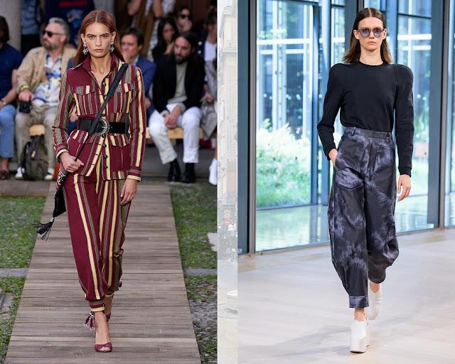 Модные брюки весна-лето 2020 4-1