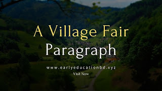 Short Paragraph on a Village Fair Updated in 2020 | EEB