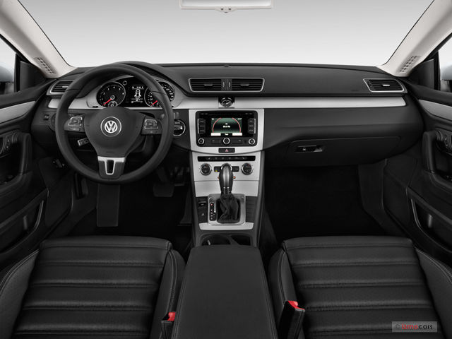 2016 Volkswagen CC Black Edition
