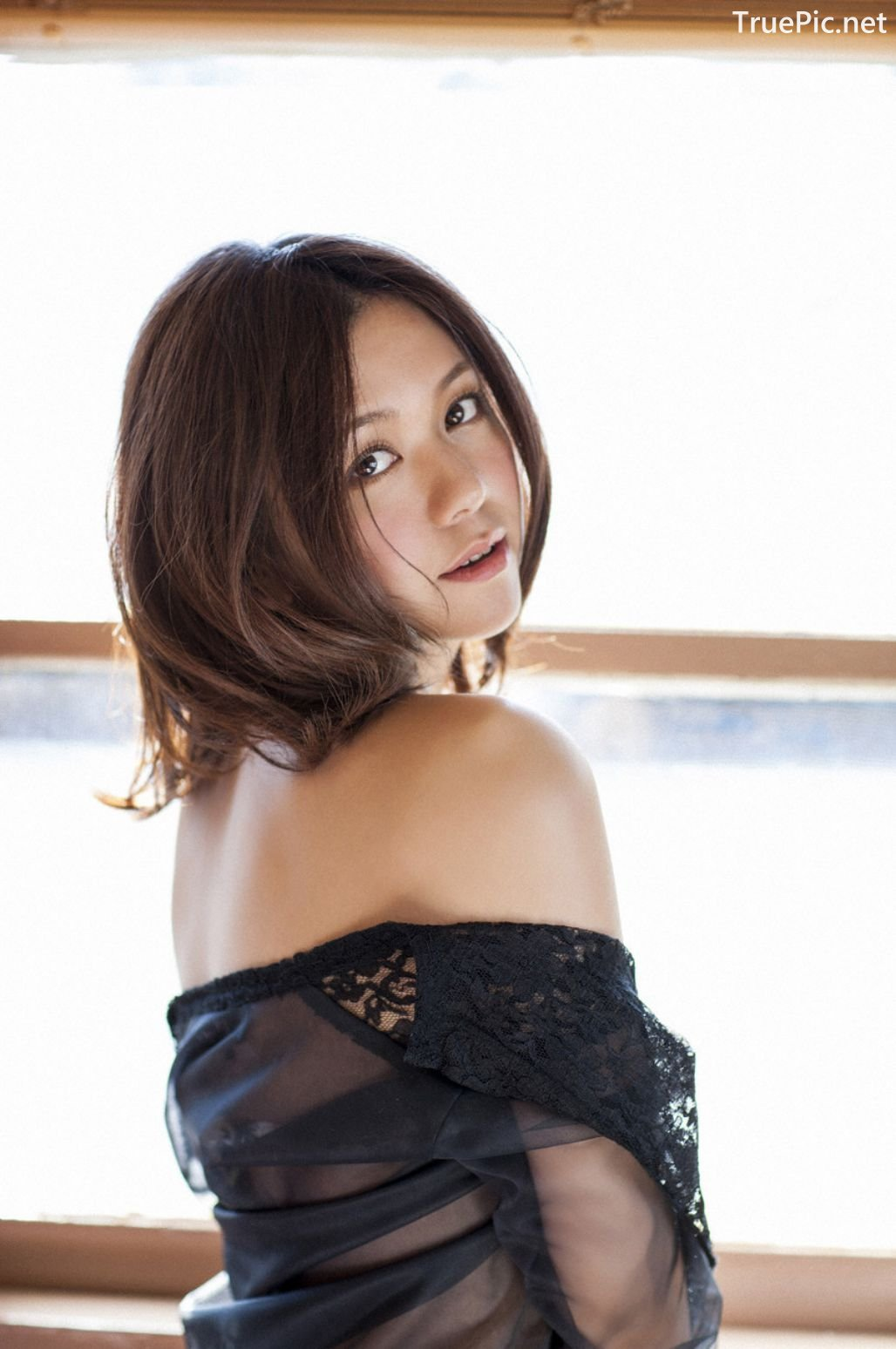 Image-Japanese-Actress-And-Model-Yuka-Konan-Hot-Beauty-Of-Angel-TruePic.net- Picture-3