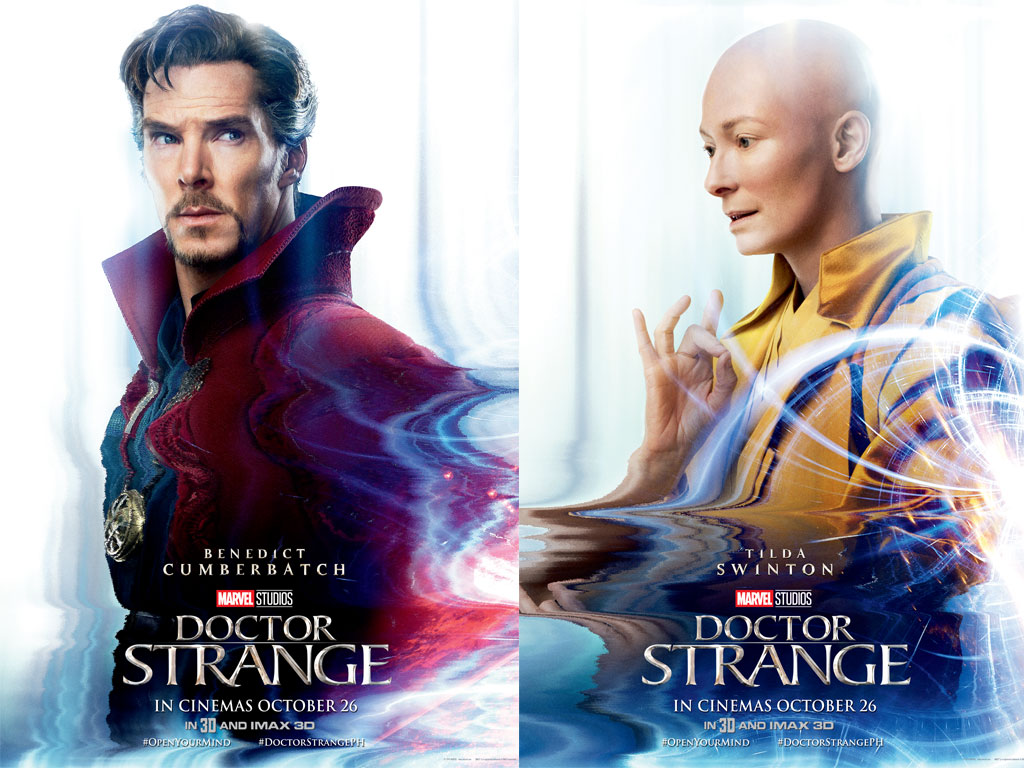 Doctor Strange as Sorcerer Supreme