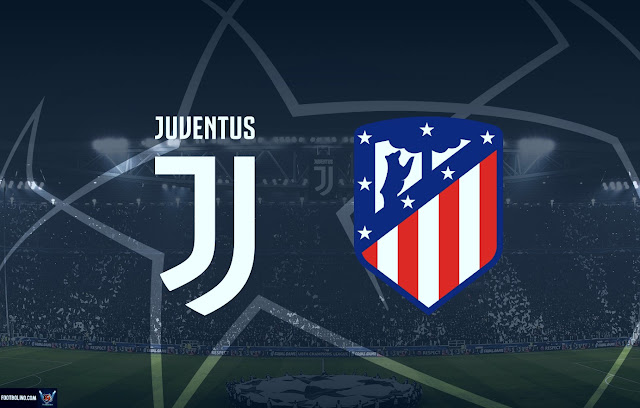 Atletico Madrid Vs Juventes line up