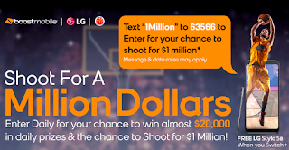 boost-mobile-lg-shoot-for-a-million-dollars-sweepstakes