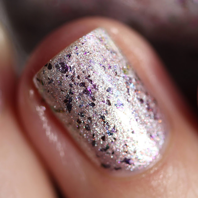 Treo Lacquer Chalcopyrite swatch