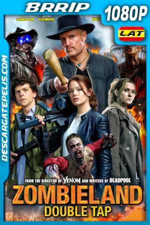 Zombieland: Mata y remata (2019) HD 1080p BRRip Latino – Ingles