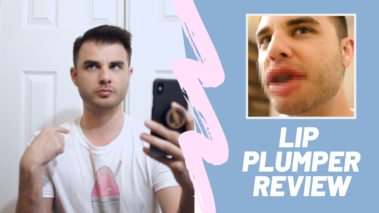Product Review: Trying a Lip Plumper for the 1st Time