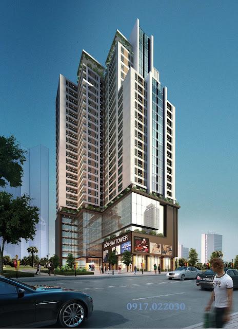 Dự án Tòa nhà Liễu Giai Tower nằm trên mặt tuyến đường Liễu Giai – Nguyễn Chí Thanh đẹp nhất Thủ đô.