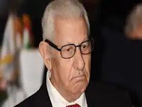 إصابة مكرم محمد أحمد بجلطة ونقله لمستشفى العلمين