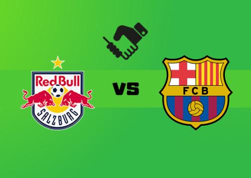 Salzburgo vs FC Barcelona  Resumen y Partido Completo