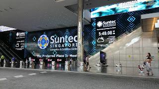 Suntec Singapore Convention Exhibition Centre