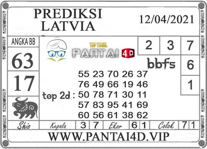 PREDIKSI TOGEL LATVIA PANTAI4D 12 APRIL 2021
