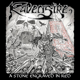 "Το τραγούδι των Ravensire ""Carnage at Karnag"" από το album ""A Stone Engraved in Red"""