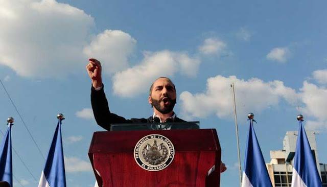El Salvador se prepara para una inminente reforma constitucional