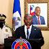 PRIMER MINISTRO INTERINO HAITIANO GARANTIZA CENTROS DE VOTACIONES SEGUROS EN ELECCIONES Y REFERÉNDUM