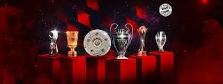 Bayern Munich break numbers بايرن ميونخ تحطيم الأرقام