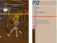 Merciful Skull Mage Seal Online