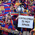 Barcelona could join Premier League if Catalonia gains independence