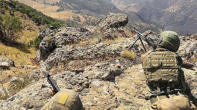 تركيا بالعربي - تركيا تحييد 91 إرهابيا من بي كا كا شمال العراق وسوريا