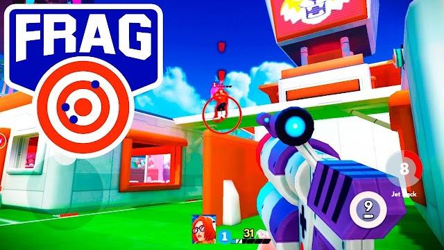 Tải game Frag Pro Shooter hack (vô hạn tiền)
