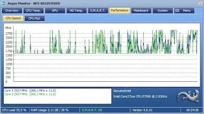 برنامج Argus Monitor
