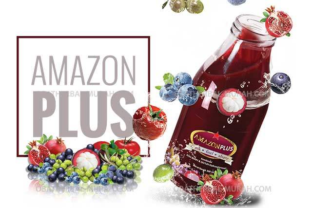 Amazon Plus Obat Herbal Kanker Serviks