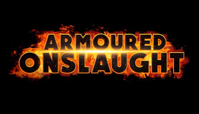 Armored Onslaught is a mix of Top-Down Shooter and Tower Defense, a game in which you have to restrain the endless onslaught of numerous enemies sitting inside a huge mechanical robot.