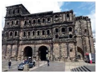 A Porta Negra em Trier