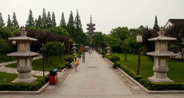 Pagoda del Templo Norte