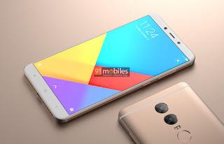 Xiaomi Redmi Note 5 Renders based on early leaks