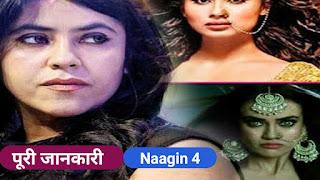 Naagin 4: Hina Khan या फिर Drishti Dhami, Nia Sharma…  किसके सिर देखना चाहते हैं नागरानी का ताज? वोट देकर बताएं जवाब | Naagin Video