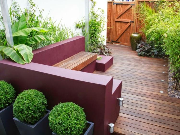 idea decoración terraza