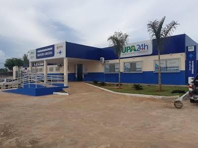 O hospital Bom Jesus reativa Pronto Atendimento e UPA Mansões Odisséia inicia reforma