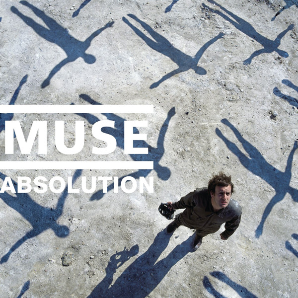 Muse - Absolution Cover