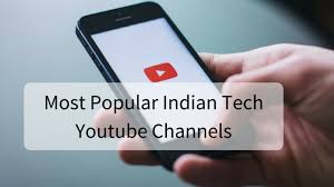 top 10 tech youtube channels 2020