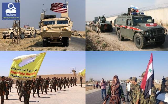 تحليل إستراتيجي: أسباب الانسحاب الأمريكي وفوائد عودتها إلى مناطق النفط والغاز في شمال وشرق سوريا