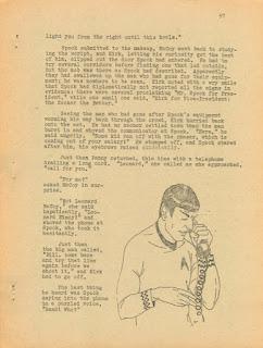 inside Spockanalia #3 (1968). Image source: http://fanlore.org