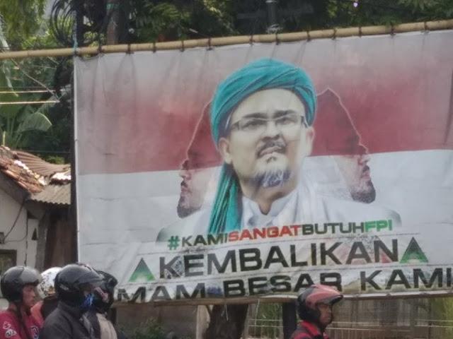 Gerindra: Prabowo Sedang Berusaha Pulangkan Habib Rizieq