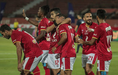 اهداف مباراة الاهلي وانبي (2-0) الدوري المصري