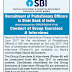 SBI PO 2017 Interview Notice Official PDF Download