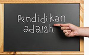 Pedidikan adalah