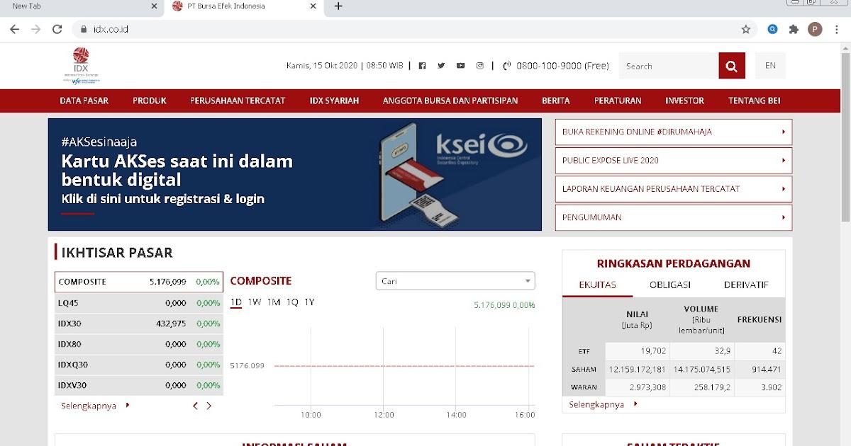 Konsultan Statistik Cara Download Laporan Keuangan Atau Annual Report Di Idx Secara Gratis