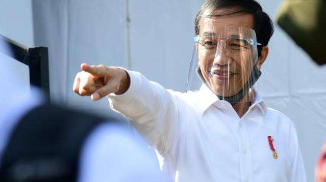 Jokowi Batal Resmikan Bandara Siau Gara-gara Atap Roboh